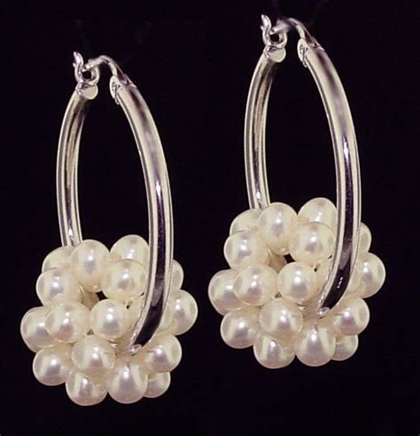 lights jewelers hattiesburg ms the mississippi snowball hoop earrings come in white or