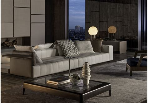 Metal Outdoor Sofa Freeman Tailor Minotti Sofa Milia Shop