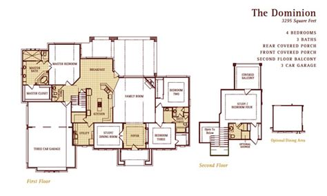 floor plans for dominion homes house plans home designs
