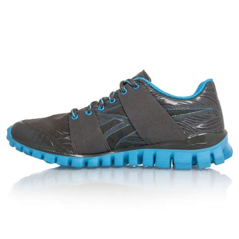 reebok womens running shoes reebok realflex womens running shoes grey blue