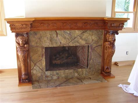 Austin Floor And Decor by Custom Fireplace Mantel By Special Tree Productions