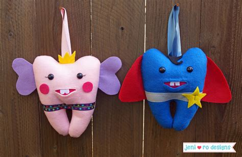 How To Make A Tooth Pillow For Children by Miss O Has A Wiggly Tooth Time For Tooth Pillow