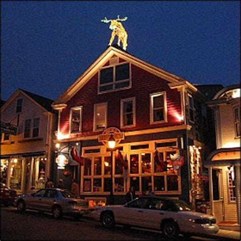 Top Restaurants In Bar Harbor Maine by Maine Info Bar Harbor Restaurants Dining In Bar Harbor