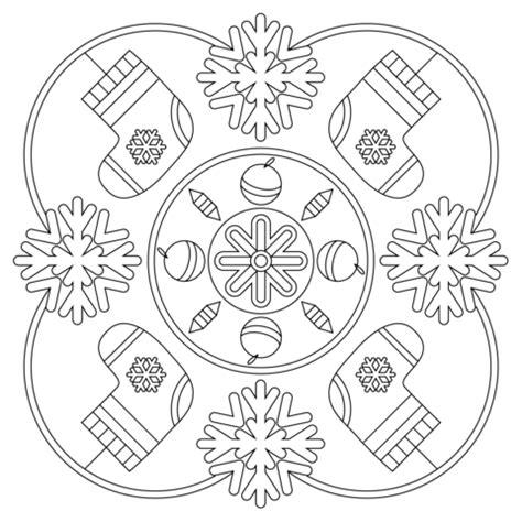 mandala coloring book purpose winter mandala coloring page free printable coloring pages