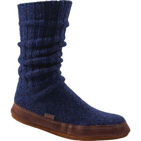 acorn mens slipper socks acorn slipper sock s backcountry
