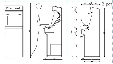 How To Build An Arcade Cabinet Plans by Arcade Cabinet Mame Kegerator Karaoke