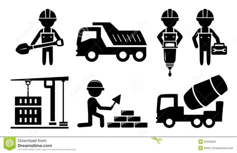 clipart edilizia building industrial icon for construction industry stock