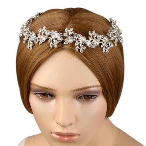 Vintage Bridal Hair Jewelry by Vintage Flower Bridal Hair Comb Jewelry