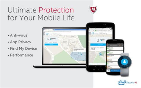 mcafee antivirus mobile mcafee antivirus security for android free