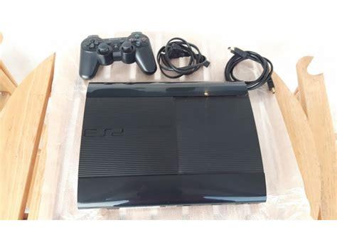 play station 3 slim 500 sony playstation3 slim 500 gb kupindo 35431207