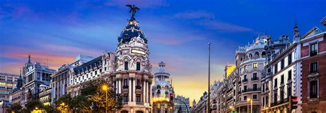 madrid vacation packages madrid trips  airfare