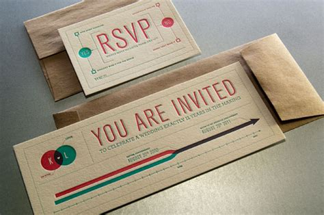 invitation design graphics beautiful creative infographic wedding invitations