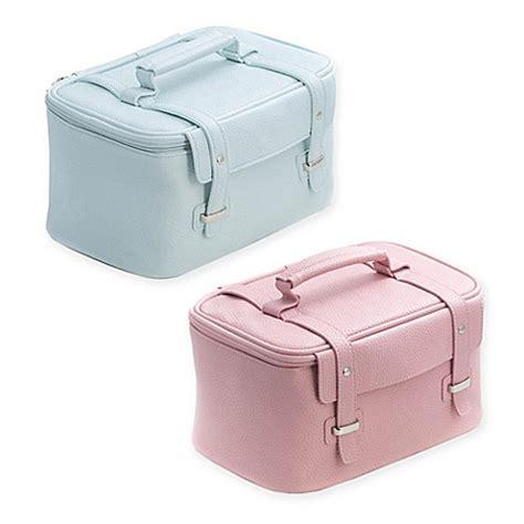 bed bath bey bey berk 4 piece leatherette cosmetic case bed bath beyond