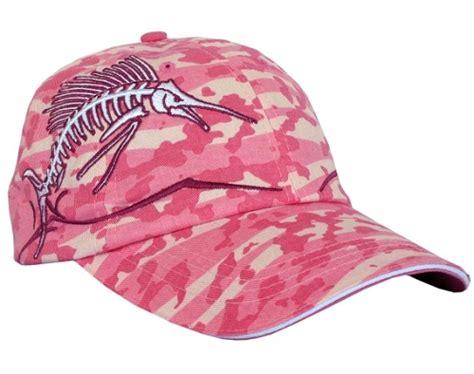 pink camo cap jumbo sailfish roseate pink camo cap