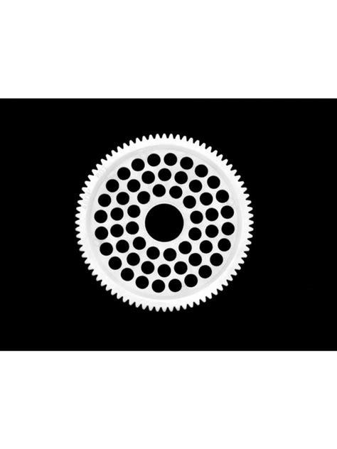 Spur Gear 80t 48p 3racing arrowmax differential gear 48p 80t am 648080