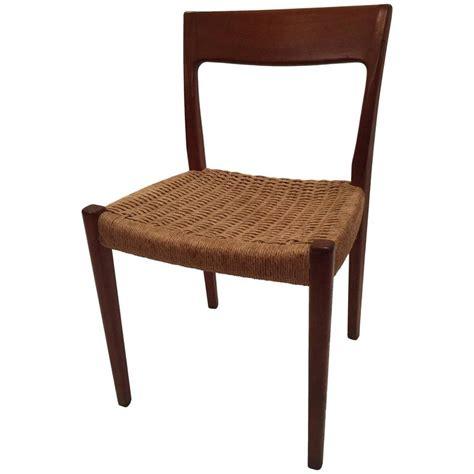 Swedish Chairs by Swedish Teak Svegards Dining Chair At 1stdibs