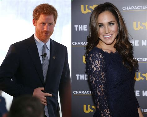 meghan harry prince harry to give meghan markle engagement ring made