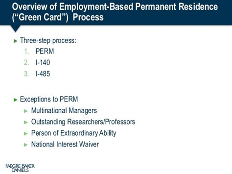 current perm processing times immigrants their growing role in our economy how to