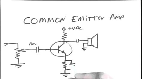 transistor as lifier theory basic electronics 19 transistors semiconductors guitar 1