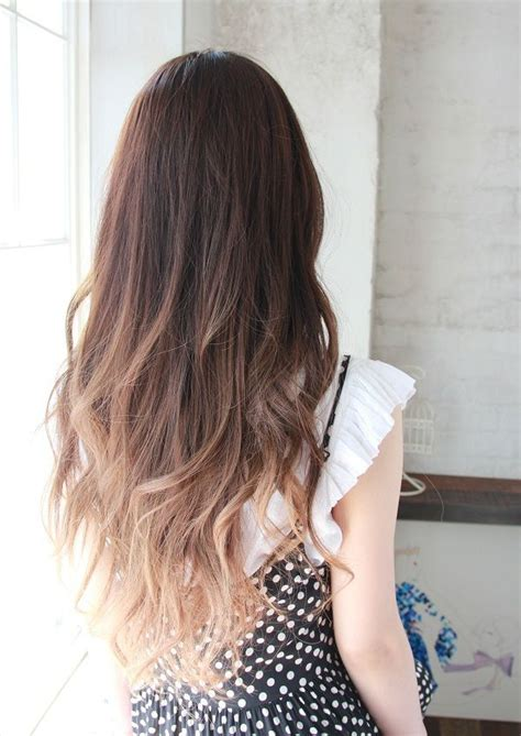 hairstyles to hide dip dyed ends 70 curated color ideas by shiine07 bleach blonde pastel