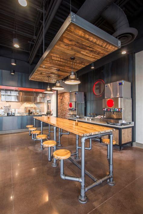 rustic wood restaurant tables best 25 rustic restaurant design ideas on