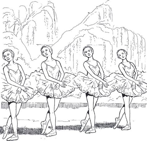 ballerina coloring pages for adults a ballet dancer coloring pages