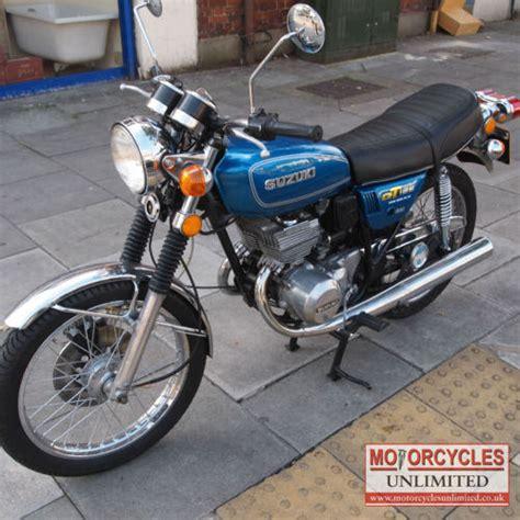 Suzuki Gt For Sale 1977 Suzuki Gt185 Classic Suzuki For Sale Motorcycles