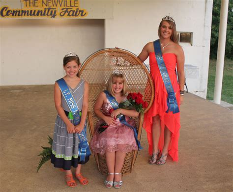 newville fair begins today  shippensburg news chronicle vts news