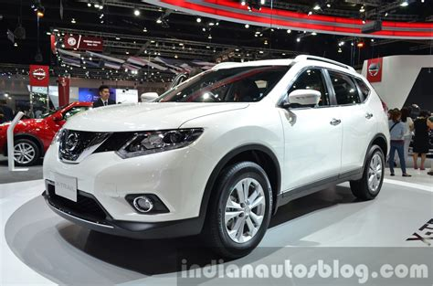 nissan renault 2015 nissan x trail to launch in india during diwali
