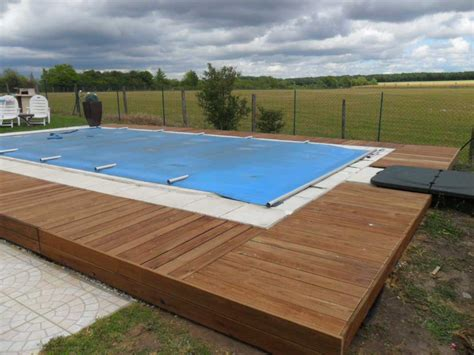 Piscine Bois Rectangulaire 1067 affordable best piscine hors sol acier piscine bois massif