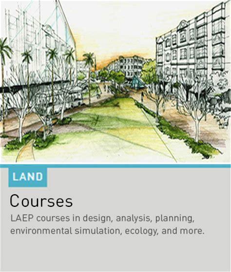 environmental design training courses uc berkeley college of environmental design