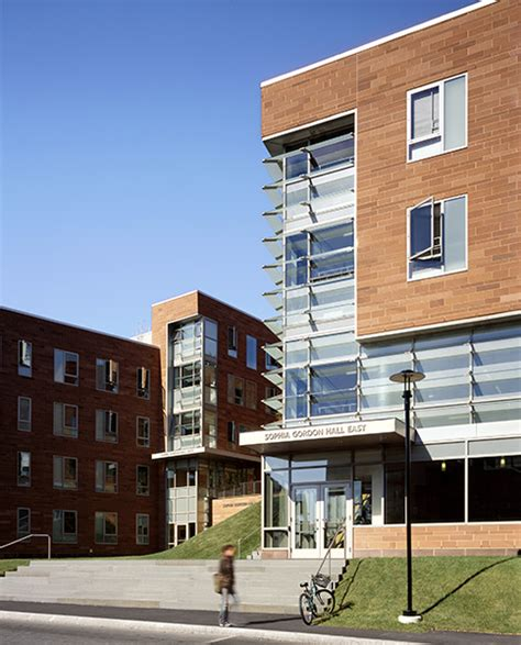 Tufts Mba by Tufts William Rawn Associates