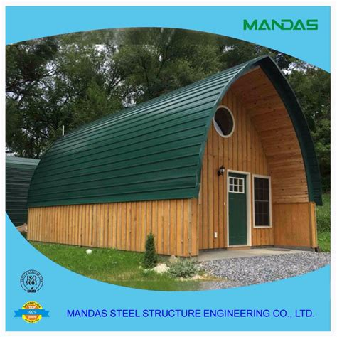 A Frame Cabin Designs Prefabricated Arched Cabin Prefab Arched Cabin Portable