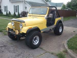 Jeep Rhino Liner Purchase Used 1984 Jeep Cj7 304 V8 In Great Condition