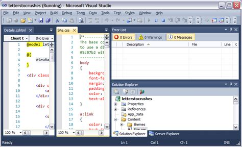 layout design visual studio why is visual studio 2010 changing my design window pos