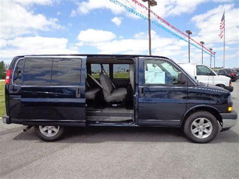 buy used 2012 gmc savana awd 8 passenger in