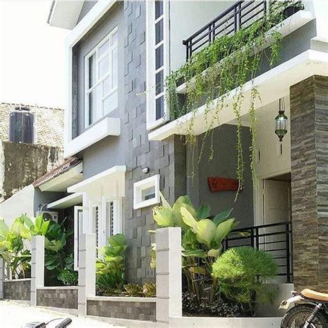layout majalah minimalis gambar teras rumah minimalis dengan batu alam teras
