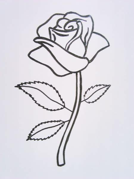 imagenes de rosas faciles c 243 mo dibujar una rosa rosas para dibujar a l 225 piz