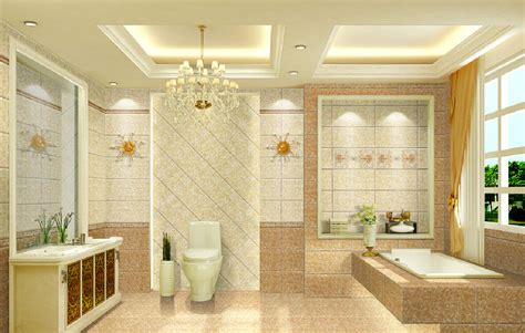 bathroom ceiling design ideas 3d design suspended ceiling and walls of bathroom