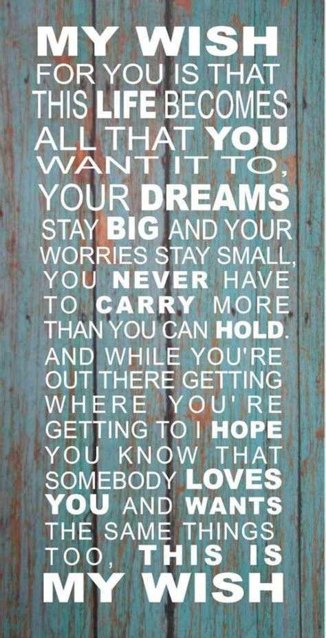 My Wish For You And Yes Happy Birthday 25 Best Happy Birthday Quotes On Pinterest Happy