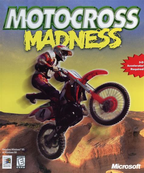 Motocross Madness For Windows 1998 Forums Mobygames