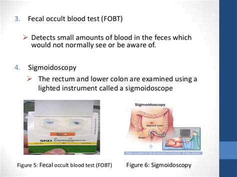 Blood In Stool Test Detects Colon Cancer Symptoms by Colorectal Cancer