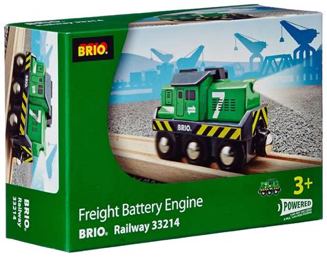brio toy company brio battery freight engine the granville island toy company