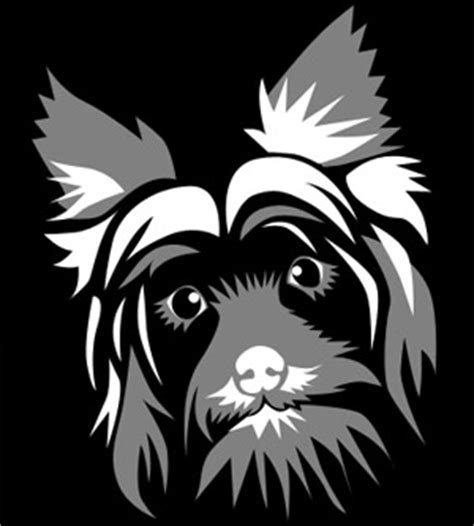 yorkie pumpkin stencil bhg free pumpkin carving stencils of favorite breeds downloadable duzzee