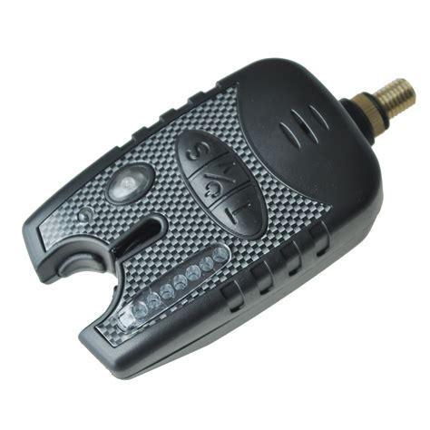 Alarm X One 1 x electronic bite alarm detector alarm bite sounder led