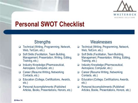Good Skills For Resume Examples by 2 Personal Swot Analysis
