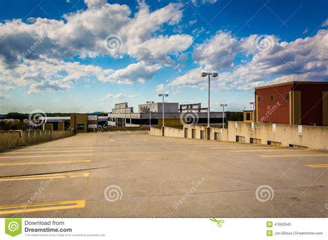 Sitemap Gaithersburg Maryland Gaithersburg Garage The Roof Of A Parking Garage In Gaithersburg Maryland Stock Photo Image 47662945