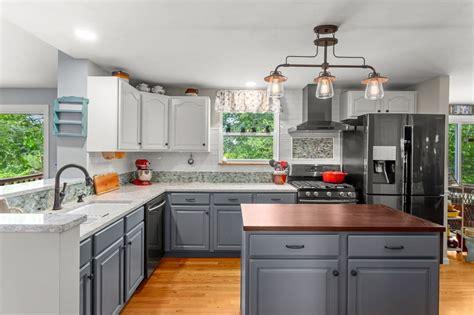 traditional duo tone warwick kitchen rhode kitchen