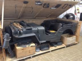 Jeep In A Crate For Sale Jeep In A Crate Unissued In In 2015 G503