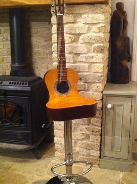 guitar chair classical decor for your